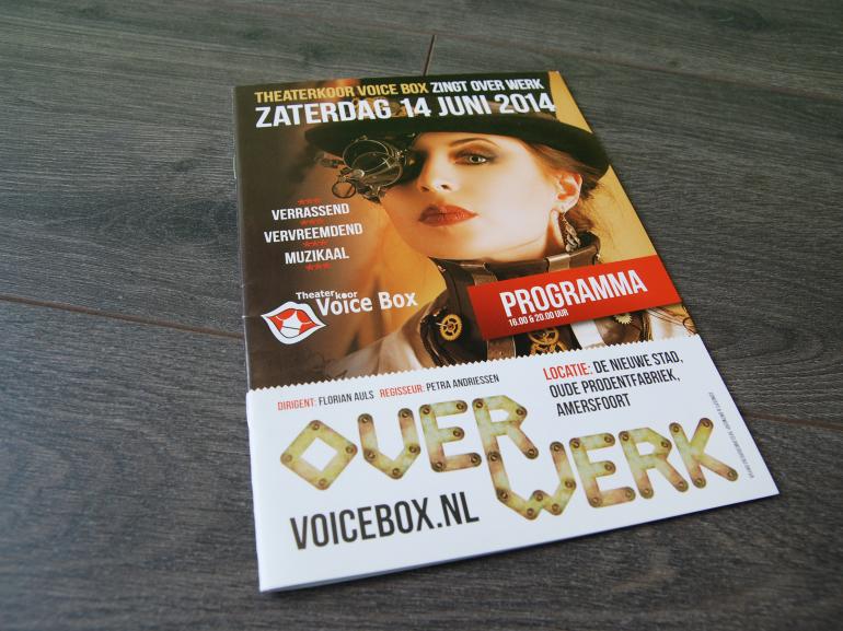 Theaterkoor Voice Box