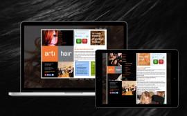 artihair-website-displays