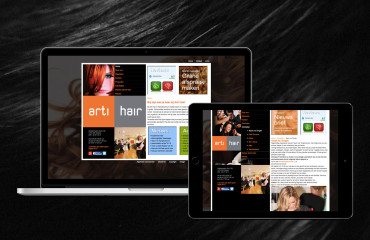 artihair-website-displays